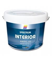 Краска акриловая для стен и потолка Spektrum Interior 05, 10л