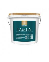 Краска Колорит FAMILY (PREMIUM 3), 9 л