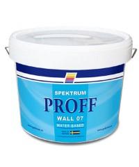 Шелковисто-матовая краска для стен и потолка Spektrum Proff 07, 10 л